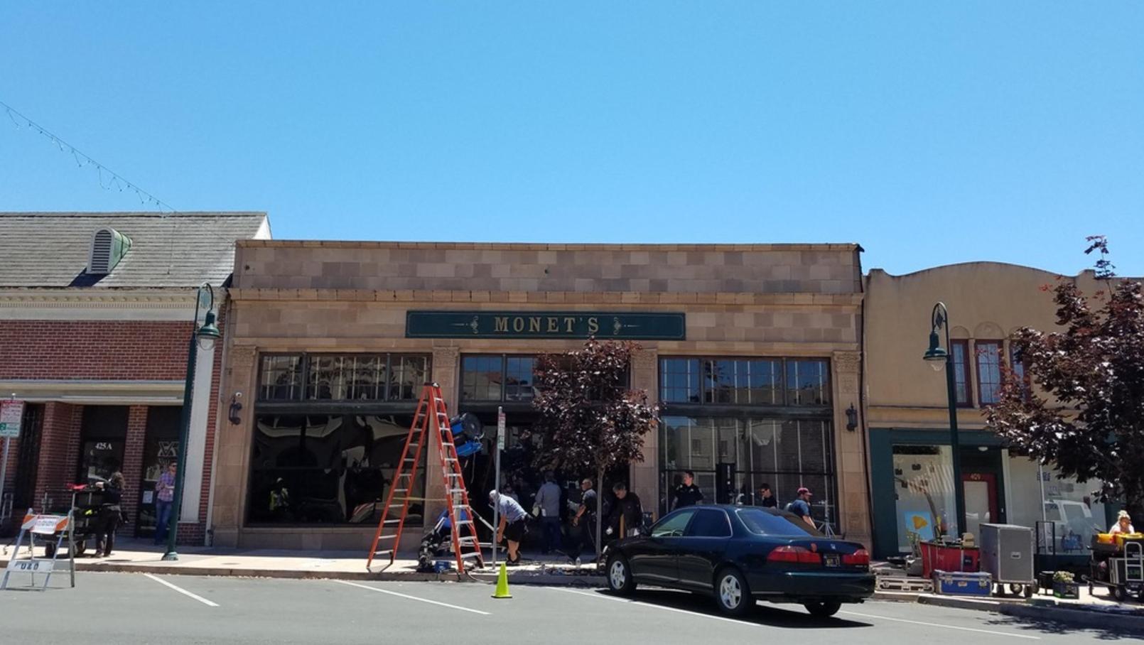 13 Reasons Why Season 2 Filming Monet's