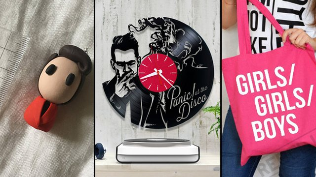 70f0b6e8 14 Panic! At The Disco Merch Items That Are Just Victorious - PopBuzz