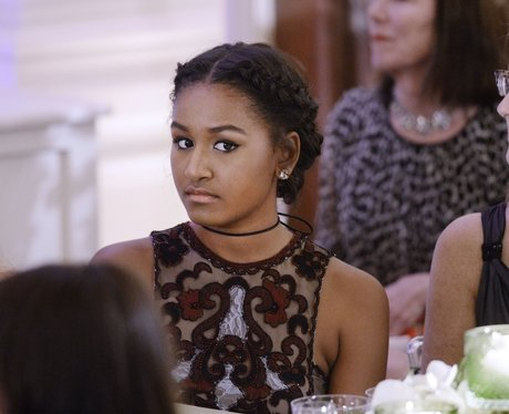 Sasha Obama Real Name