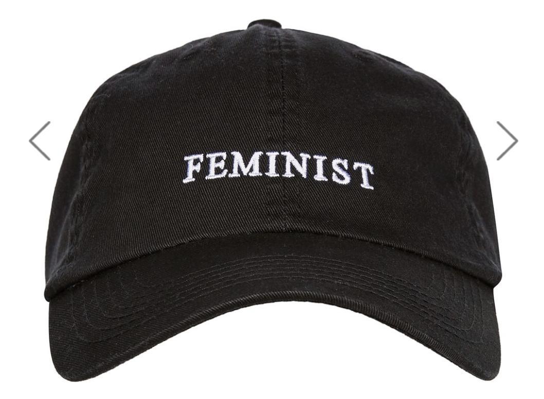 Feminist Dad Cap