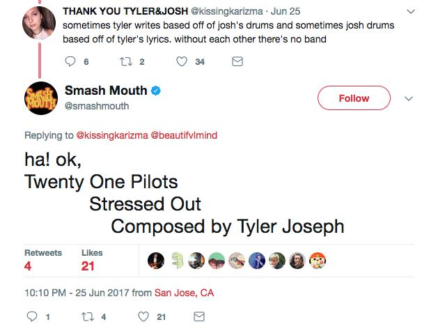 smash mouth tweet 4