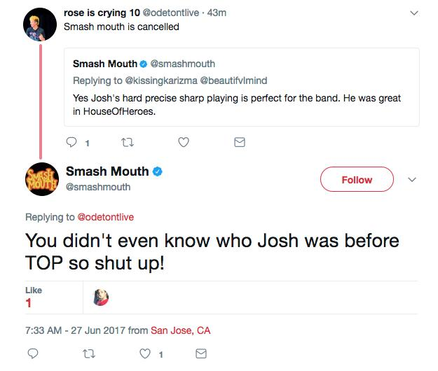 smash mouth tweet 6