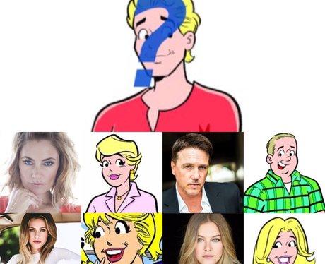 Chic Cooper Riverdale