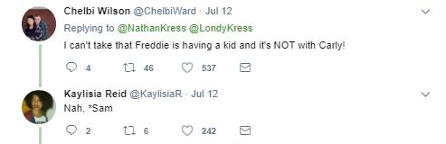 Nathan Kress twitter