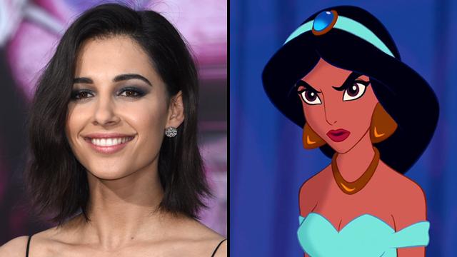 Jasmine Naomi Scott Aladdin Live Action