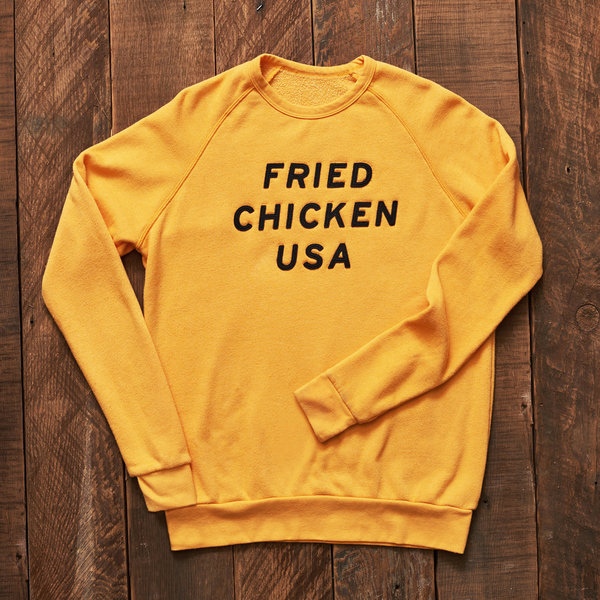 KFC fried chicken sweater