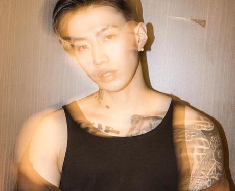 Jay Park Instagram Selfie