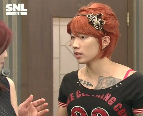 Jay Park SNL Korea