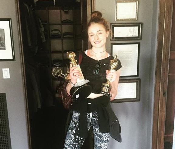 Sophie Turner awards