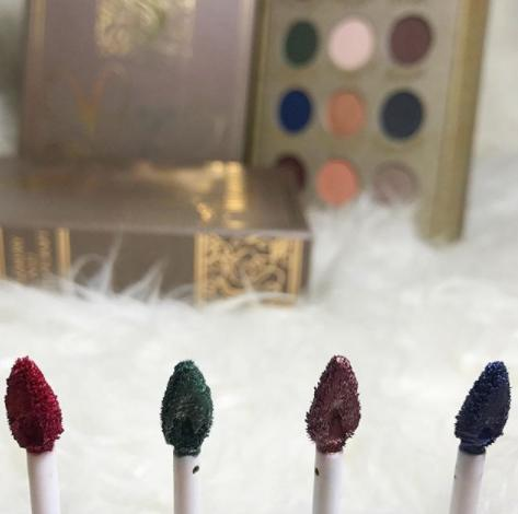 Storybook cosmetics lip colours