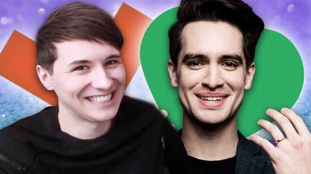 Quiz: Would You Match With Dan Howell Or Brendon Urie On ...