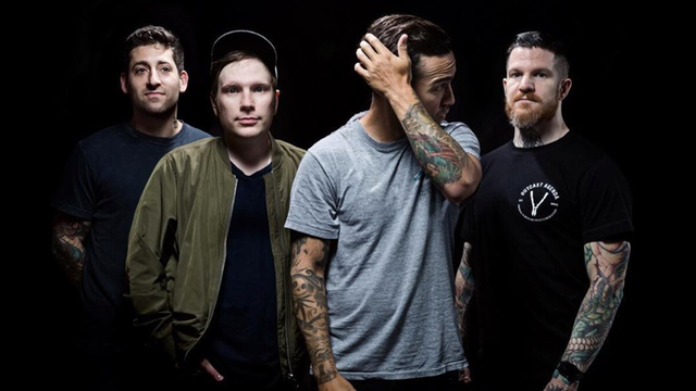 Fall out boy just dropped a new song and you didnt even notice fall out boy press shot 2017 sciox Choice Image