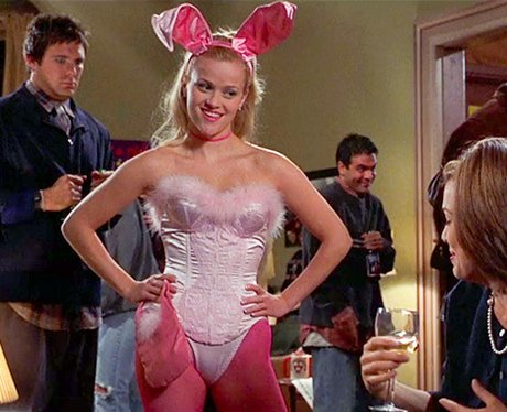 Legally Blonde Bunny   10 Totally 2000s Halloween Costume ...