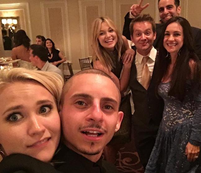 Jason earles wedding guests
