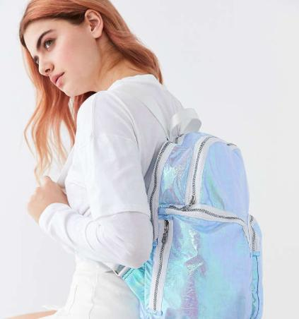 Shiny backpack Urban Outfitters