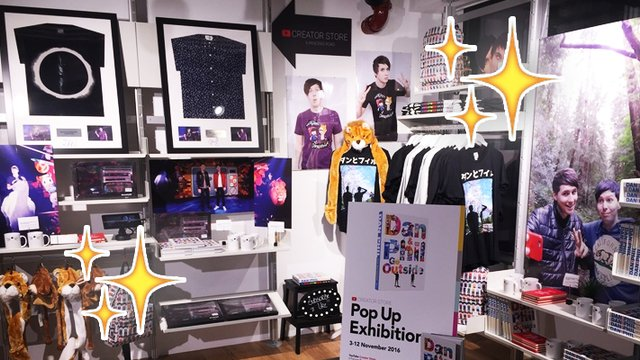 Watch A Video Tour Of The Dan Phil Shop In London We The Unicorns