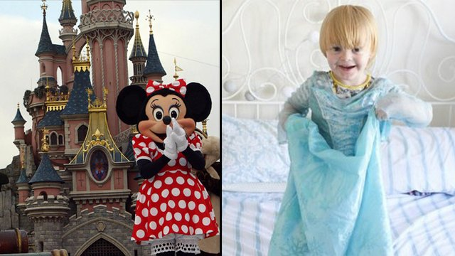 Disney Apologise After Young Boy Is Denied Princes