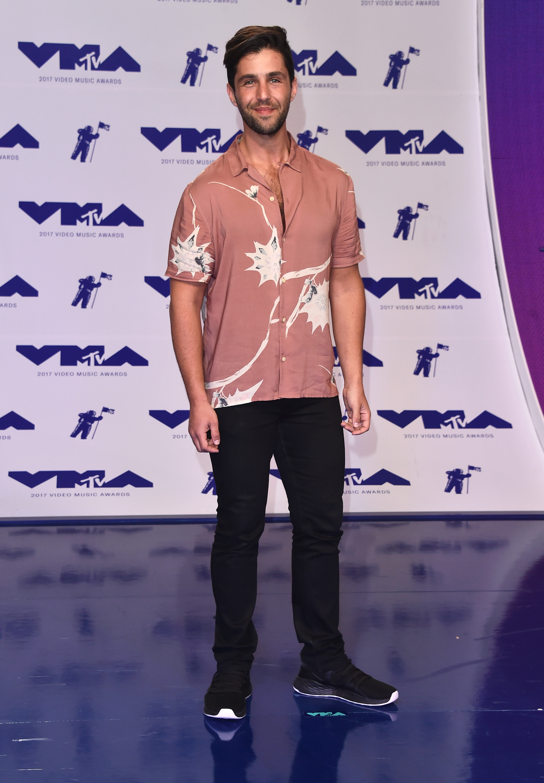 Josh Peck MTV VMAs 2017