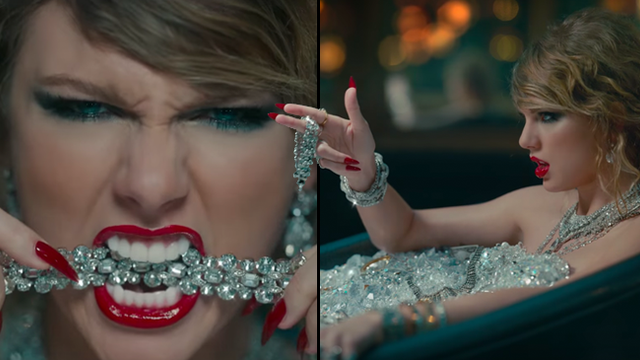 this is the real meaning behind that bathtub scene in taylor swift's