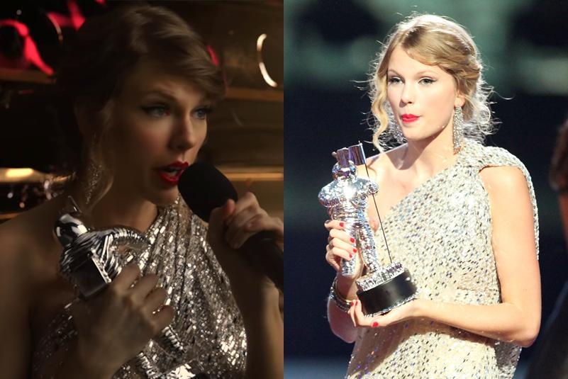 Taylor Swift LWYMMD VMAs 2009