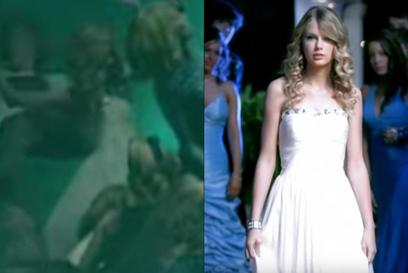 Taylor Swift LWYMMD You Belong With Me Prom