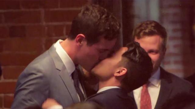 WATCH These Gay YouTubers Turned Their Wedding Into A Music Video