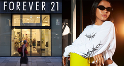 c2efca02d Forever 21 used a white model to wear a Black Panther jumper and ...
