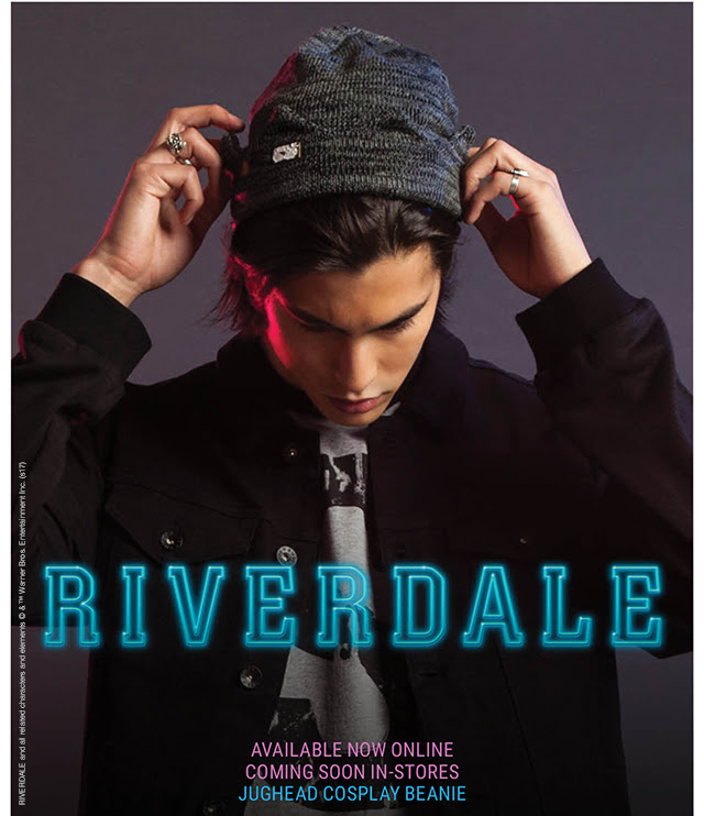 51a58460198 Hot Topic Just Released A Jughead Beanie Hat So Take Our Damn Money ...
