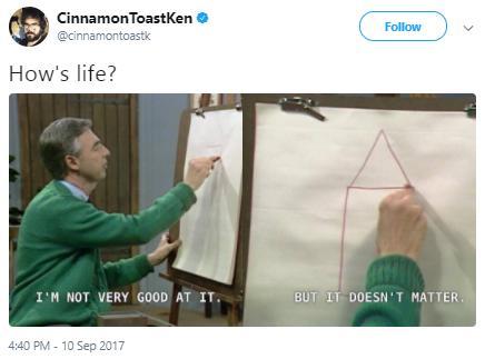 How's life meme