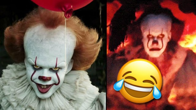 pennywise dancing 1505143901 list handheld 0 dancing pennywise' has been turned into a meme and it'll make you