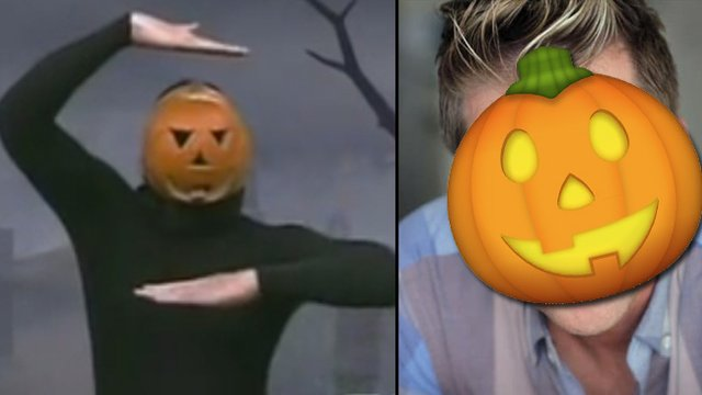 Heres What The Guy In The Pumpkin Dance Meme Really Looks Like