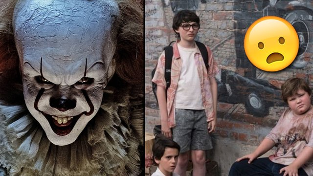 pennywise was following the losers club throughout it you didn