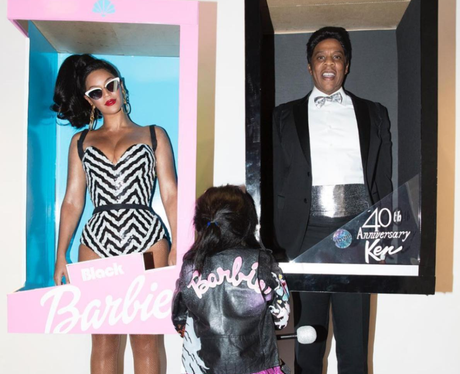 Beyonce Jay Z Halloween