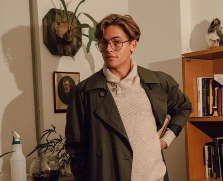 Cole Sprouse Milo Thatch Halloween
