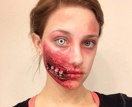 Lili Reinhart Halloween