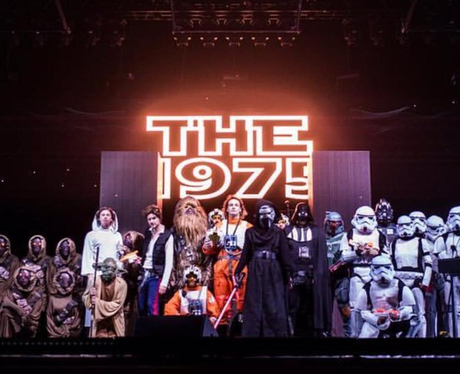 The 1975 Star Wars Halloween
