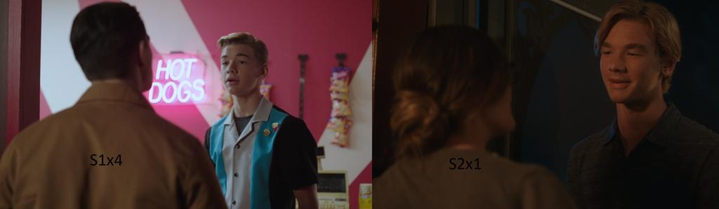 Ben Riverdale Miss Grundy