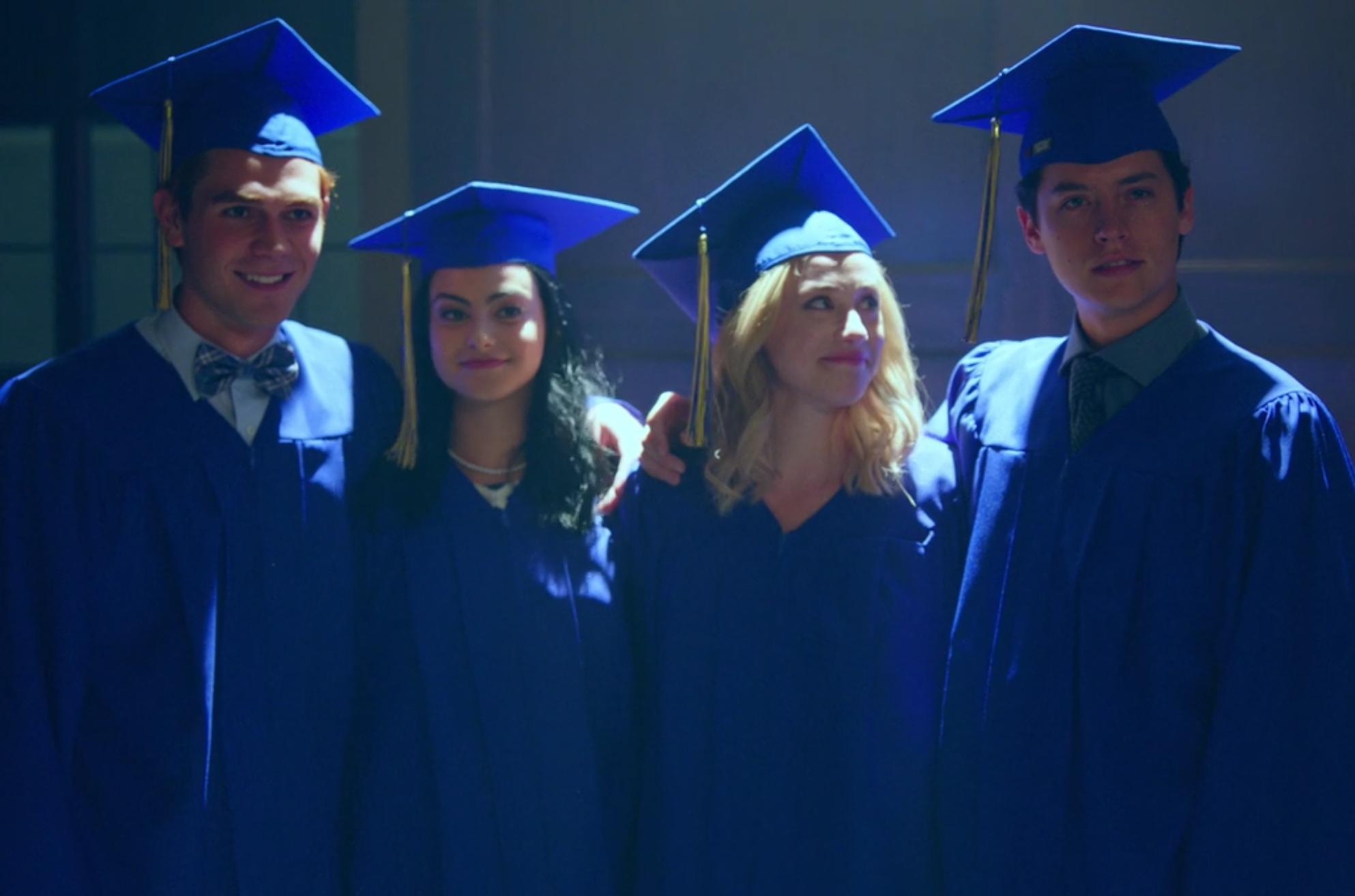 Riverdale Graduation