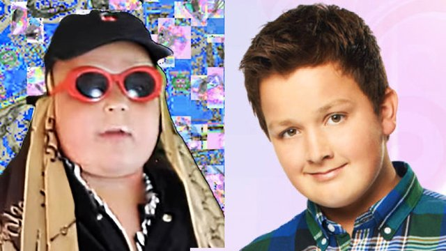 gibby icarly 1508514243 list handheld 0 gibby from icarly has a youtube channel and it's pure meme trash