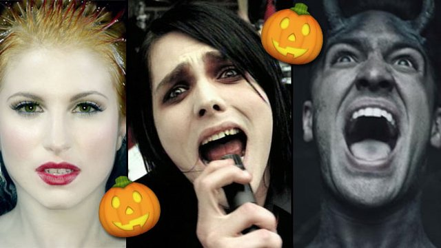 Wonderful 15 Emo Halloween Bangers That Will Make Your Party Rise From ...