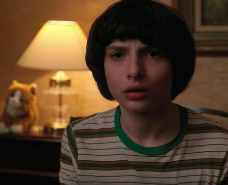 Stranger Things Finn Wolfhard Mike Wheeler Age