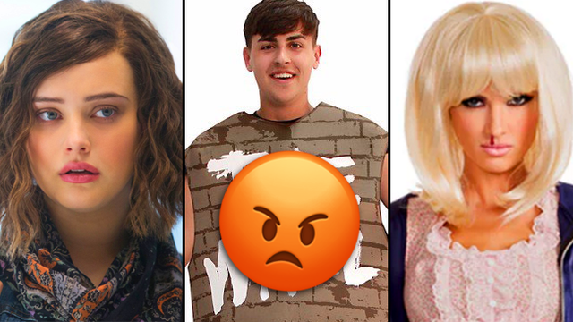 These Are The Most Offensive Halloween Costumes Of 2017   PopBuzz