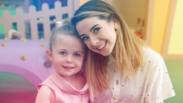 Zoella book dedications for baby