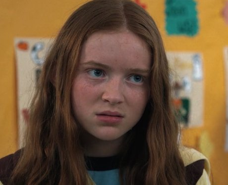 Stranger Things Max Sadie Sink Age
