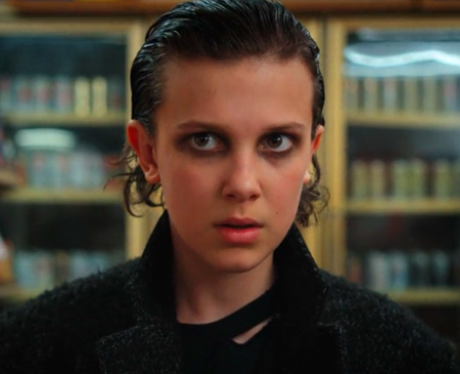Stranger Things Millie Bobby Brown Eleven Age
