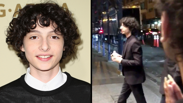finn wolfhard got called rude by a fan and people are absolutely