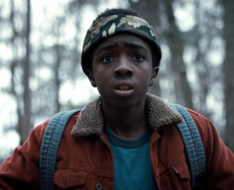 Stranger Things Lucas Sinclair Caleb McLaughlin Age