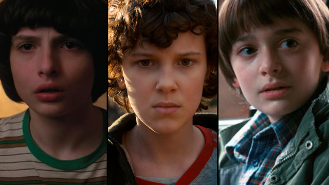 Stranger Things: How Old The Cast And Characters Are In Real Life?