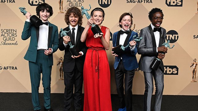 Why Do People Keep Forgetting The Stranger Things Kids Are Actual Kids - Popbuzz-8959