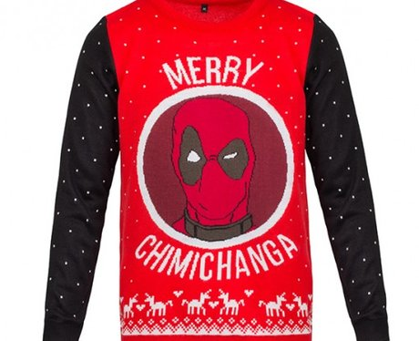 Deadpool jumper